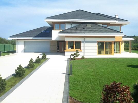 Zdjęcia z budowy domu